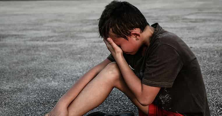 young person in foster care