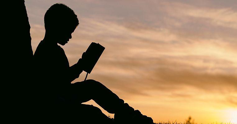 foster kid reading