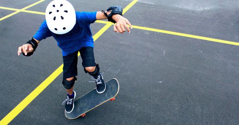foster child skateboarding
